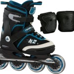 K2 Kinder Inline Skates Roadie Junior Pack Jungen